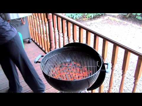 Weber Barbecue Techniques