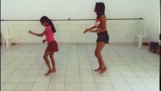 Mc Livinho - A fumaça e o Luar (Lara Fabiam e Fatinha) coreografia Fatinha