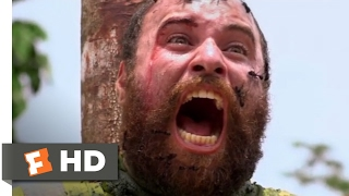 The Green Inferno (2015) - Fed to Ants Scene (6/7) | Movieclips width=