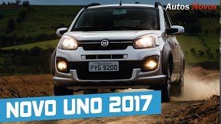Novo Uno 2017 Preços e Detalhes - Autos Novos