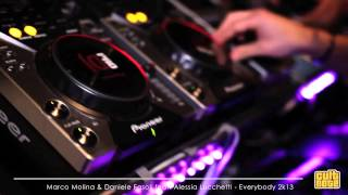 Marco Molina & Daniele Fasoli - Everybody 2k13 feat. Alessia Lucchetti