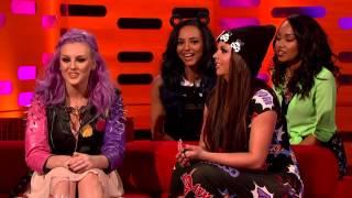Little Mix On Graham Norton - 01/02/2013