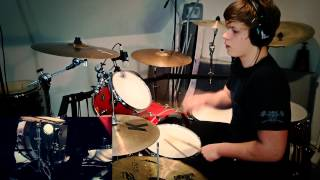 The Script Ft. Will.I.Am - Hall Of Fame - Drum Cover (1080p Full HD)