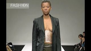 JUNICHI HAKAMAKI Spring Summer 1998 Milan - Fashion Channel