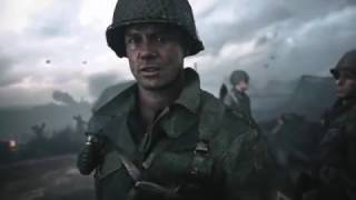 Call Of Duty WWII Trailer Seven Nation Army (Glitch Mob Remix)