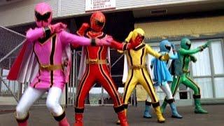Power Rangers vs Evil Power Rangers   Power Rangers Mystic Force