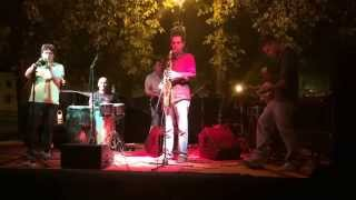The Keepers of the flame live a Montagnola Music Club Estate 2014