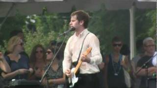 "Foster the People Covers ""Heart of Gold"" by Neil Young (HD) Live 8-5-2011"