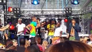 Bokoesam, Jowy Rosé, Lito & KleuKleu - BKE x Appelsap 2013
