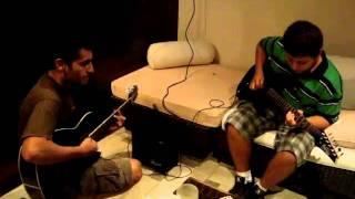 Fernando Villalobos en Blues