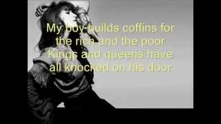 FATM - My boy builds coffins KARAOKE