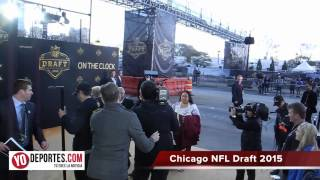 Chicago NFL Draft 2015 video