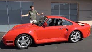 The Porsche 959 Is a $1.5 Million Automotive Icon width=