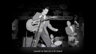 Shake, Rattle and Roll - Elvis Presley (Sottotitolato)