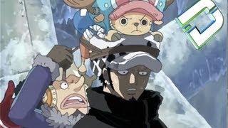 [One Piece] Trafalgar Law And Chopper Moment - Law's Expression HD