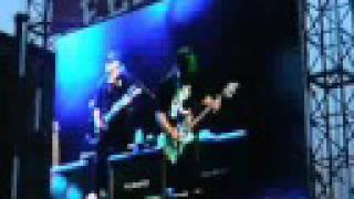 The Offspring - Gone Away - Live @ Eurockéennes de Belfort