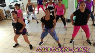 Zumba Amor Salvaje Remix