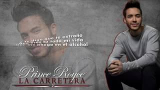 Prince Royce La Carretera VideoLetra HD 2016