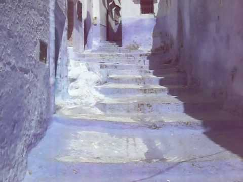Chefchaouen o paseando por la vieja Al Andalus