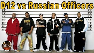 Bizarre & D12 road story - dealing with Russian Immigration Officers!