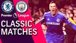 Chelsea v. Man City   PREMIER LEAGUE CLASSIC MATCH   10/27/2013   NBC Sports