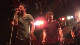 9 - Betrayed By The Game - Dance Gavin Dance (Live in Chapel Hill, NC - 10/13/16)