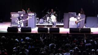 PERNALONGA - Nada é por Nada (ao vivo - pepsi on stage) com NOFX