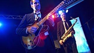 Bei mir bist Du schön - 4 at the club | Jazzband