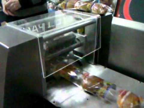ElitPack Roll ekmeği paketleme