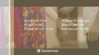 Hum Tere Bin Amazing Song 2013 with English Translation! Tum Hi Ho