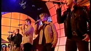 Westlife - Queen of my heart (TOTP)