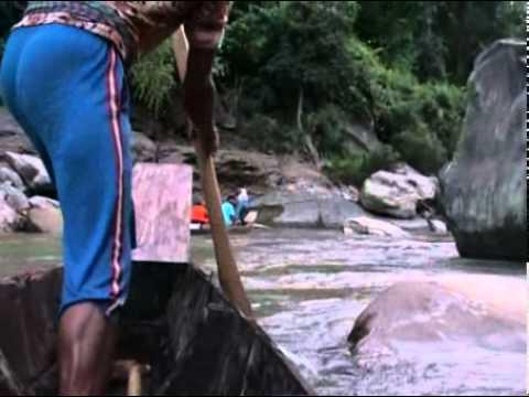 সাঙ্গু নদী বড় পাথর : The most dangerous part of Sango River
