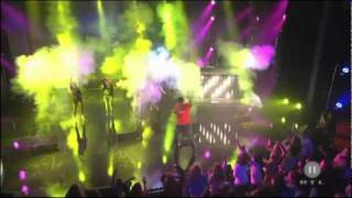 Flo Rida - Turn Around (5,4,3,2,1) live at The Dome 57
