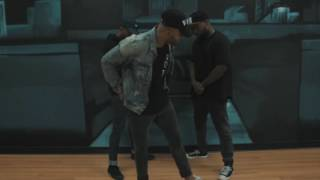 Whippin by Chris Brown choreography