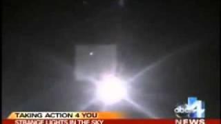 UFO Sighting | Utah UFO Video 2011