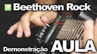 Aula de guitarra Ode à Alegria (Beethoven) Versão Rock da Mais que Música - 3016