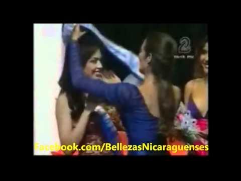 Miss Nicaragua 2012 – Farah Eslaquit