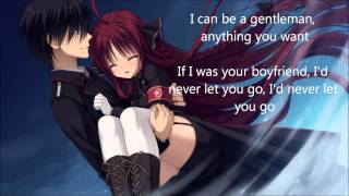 Nightcore - Boyfriend (Lyrics)