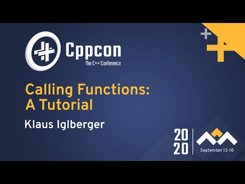 Calling Functions: A Tutorial