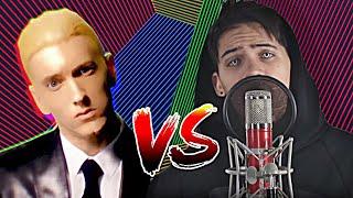 Rapero  Supera Récord De Eminem 'Rap God' En Español