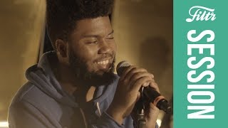 Khalid - Young Dumb & Broke (Filtr Acoustic Session Germany) width=