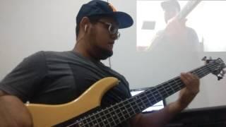 Bass Cover│Deixa ele te Tocar - Coral voice Soul │ phone use