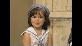 Brittany Ashton Holmes interviews 1994.Age 5.