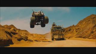 Mad Max: Fury Road (Wiwek & Skrillex - Killa ft. Elliphant)