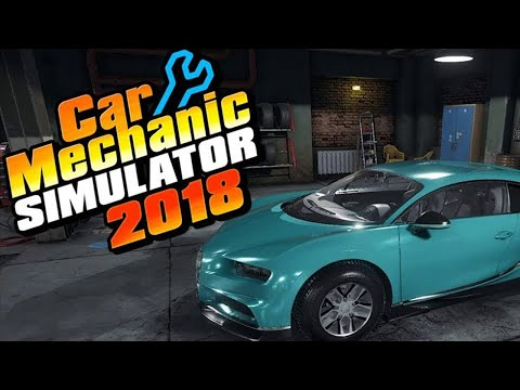 Car Mechanic Simulator 2018 - - WildTangent Games