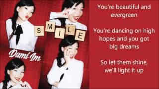 Dami Im - Smile - lyrics
