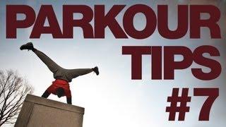 Parkour Tips #7 | Rolls - Using the Hands | Parkour Generations