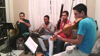 Hino260 tocado Violino, Cello,Obo�,Fagote e Trompa