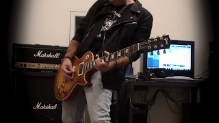 Velvet Revolver - She Builds Quick Machines Solo Cover