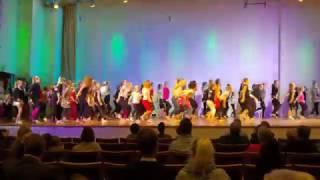 Tanssitupa / 2paDance, talvinäytös/winter show 2016